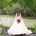 Bride Sarah B. in Tara Keely