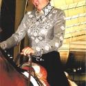 Hanah C. Equestrian-Show Shirt