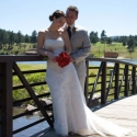 2012 Newlyweds Classic A-Line Gown